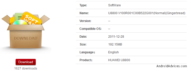 Huawei Software update