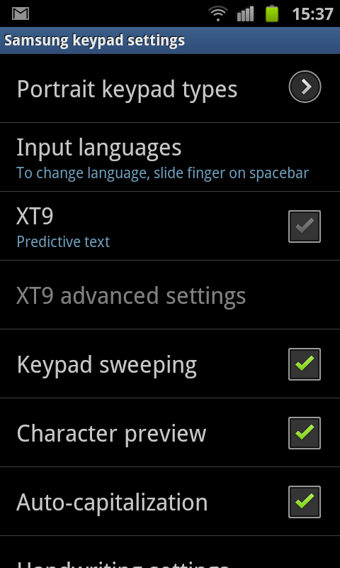 how to turn on sms in settings whats app