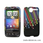 Premium Carbon Stars Design Snap-On Cover Hard Case