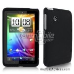 Rubberized Texture Plastic Snap On Case