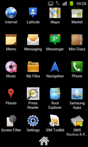 MEEGO ICON PACK 6