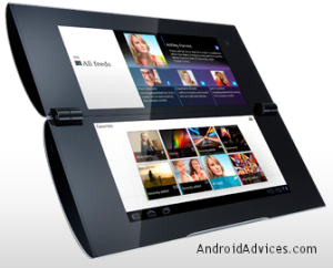Sony Tablet P 1