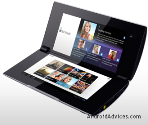 Sony Tablet P 3