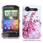 Spring Flowers Hard Protector Case Cover