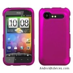 Titanium Solid Hot Pink Hard Protector Case Cover