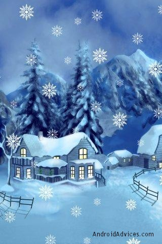 fgg christmas live wallpaper