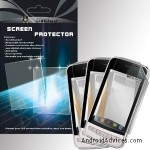 iNcido Brand 3-Pack Combo LCD Screen Protector