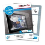 2 x atFoliX FX-Clear Invisible screen protector