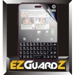 5-Pack EZGuardZ© Screen Protectors (Ultra CLEAR)