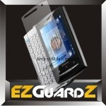 5-Pack EZGuardZ© Screen Protectors(Ultra Clear)