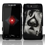Ace of Spade Skull Design Protective Hard Case Cover