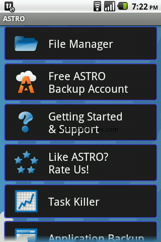 Create File Shortcuts on Android Home Screen with Astro File