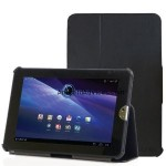 BLUREX Leather ULTRA-SLIM folio Case With convertible Stand