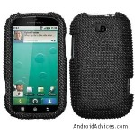 Black Crystal Bling Diamond Protector Case