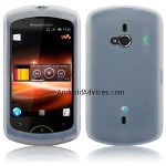 CLEAR SILICONE SKIN CASE