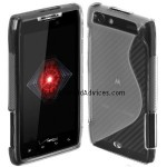 Cimo S-Line Soft Shell TPU Case - Clear