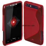 Cimo S-Line Soft Shell TPU Case - Red
