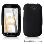 Cover Case - Rubberized Black