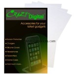 CrazyOnDigital Screen Protector Film Matte Clear