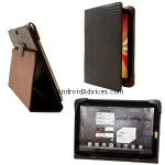 CrazyOnDigital Stand Leather Case