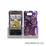 Crystal Hard Faceplate Cover Case