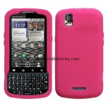 Gel Skin Case - Hot Pink