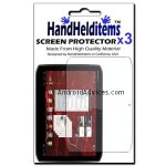 HHI Crystal Clear Screen Protector (3 Pack)