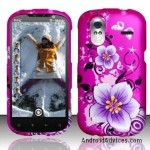 Hibiscus Flowers Hard Case Proctor Cover