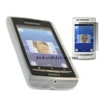 LCD Screen Protector with MicroFibre Cleaning Cloth