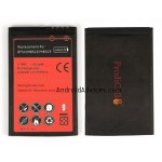 ProdiCell Premium 1950mAH Slim Extended Spare Battery