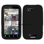 Silicone Soft Skin Cover Protector Case - Black