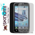 Skinomi TechSkin - Black Carbon Fiber Film Shield & Screen Protector