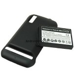 SkyTouch 2600 mAh Back Door Cover Extented Battery