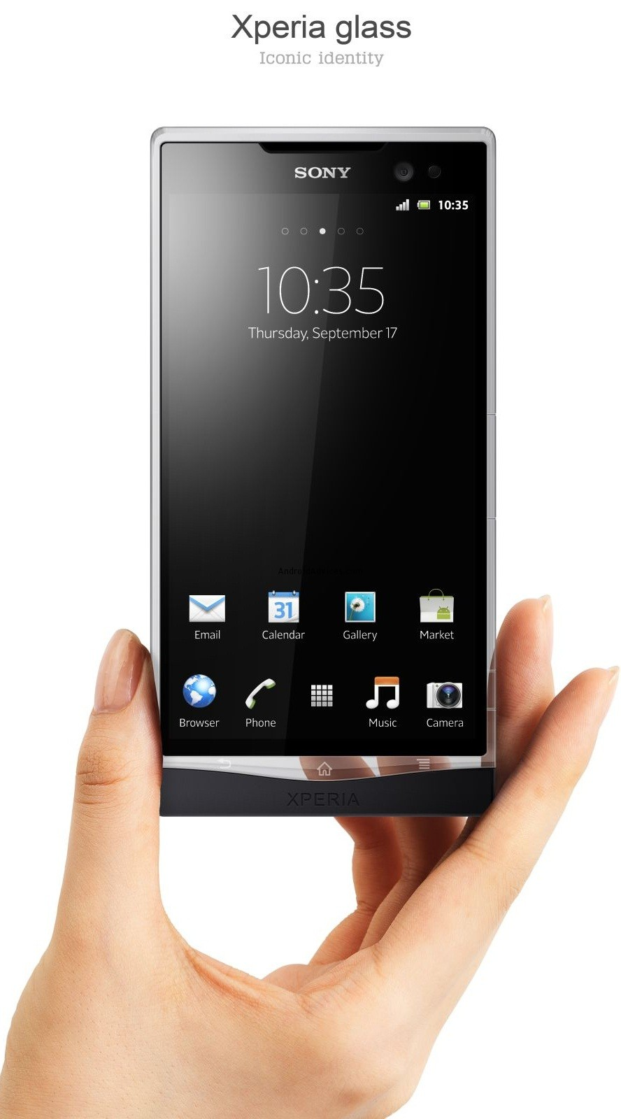 Sony Xperia Glass