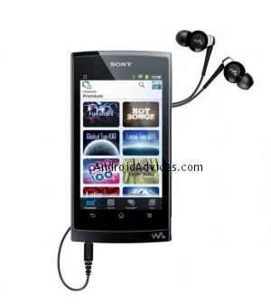Sony Z Series Walkman