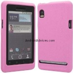 Superior Pink Gel Snap-On Silicone Protector Case