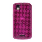 TPU Soft Gel Skin Case - Hot Pink