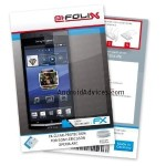 atFoliX FX-Clear Invisible screen protector