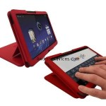 iTALKonline PADWEAR ADVANCED Executive RED Wallet Case