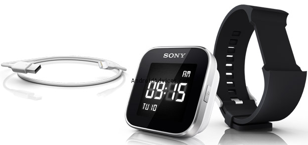 Sony SmartWatch Launched