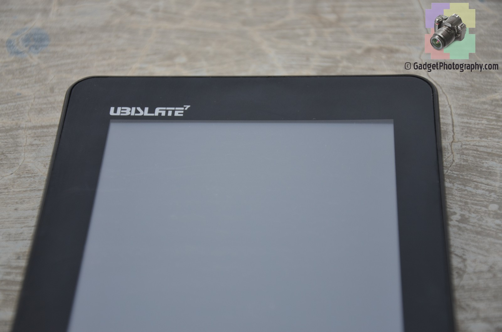 Aakash Tablet Front