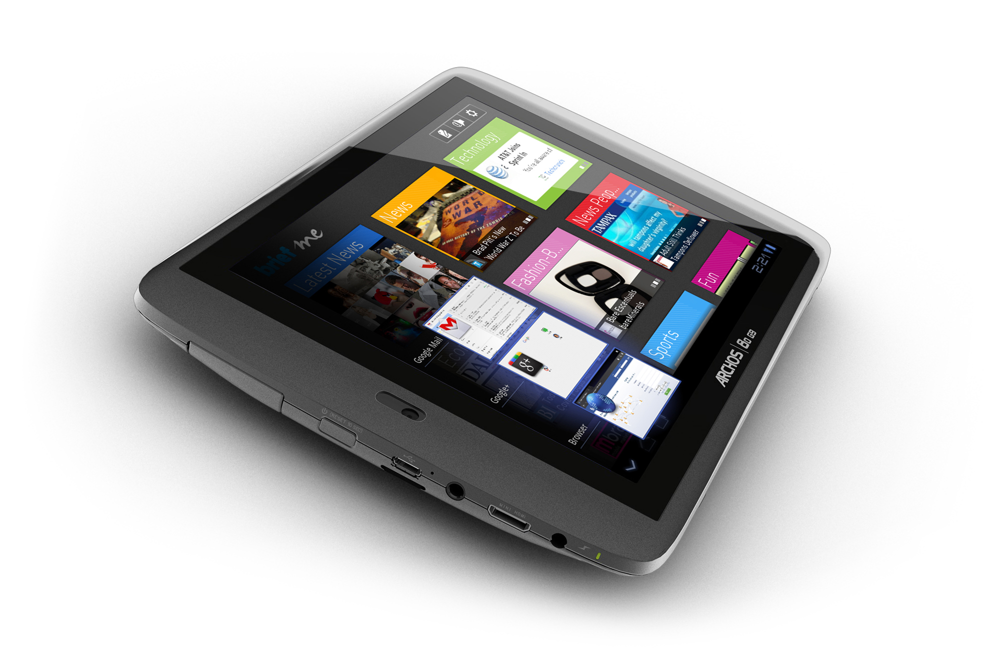 Archos 80 G90 tablet
