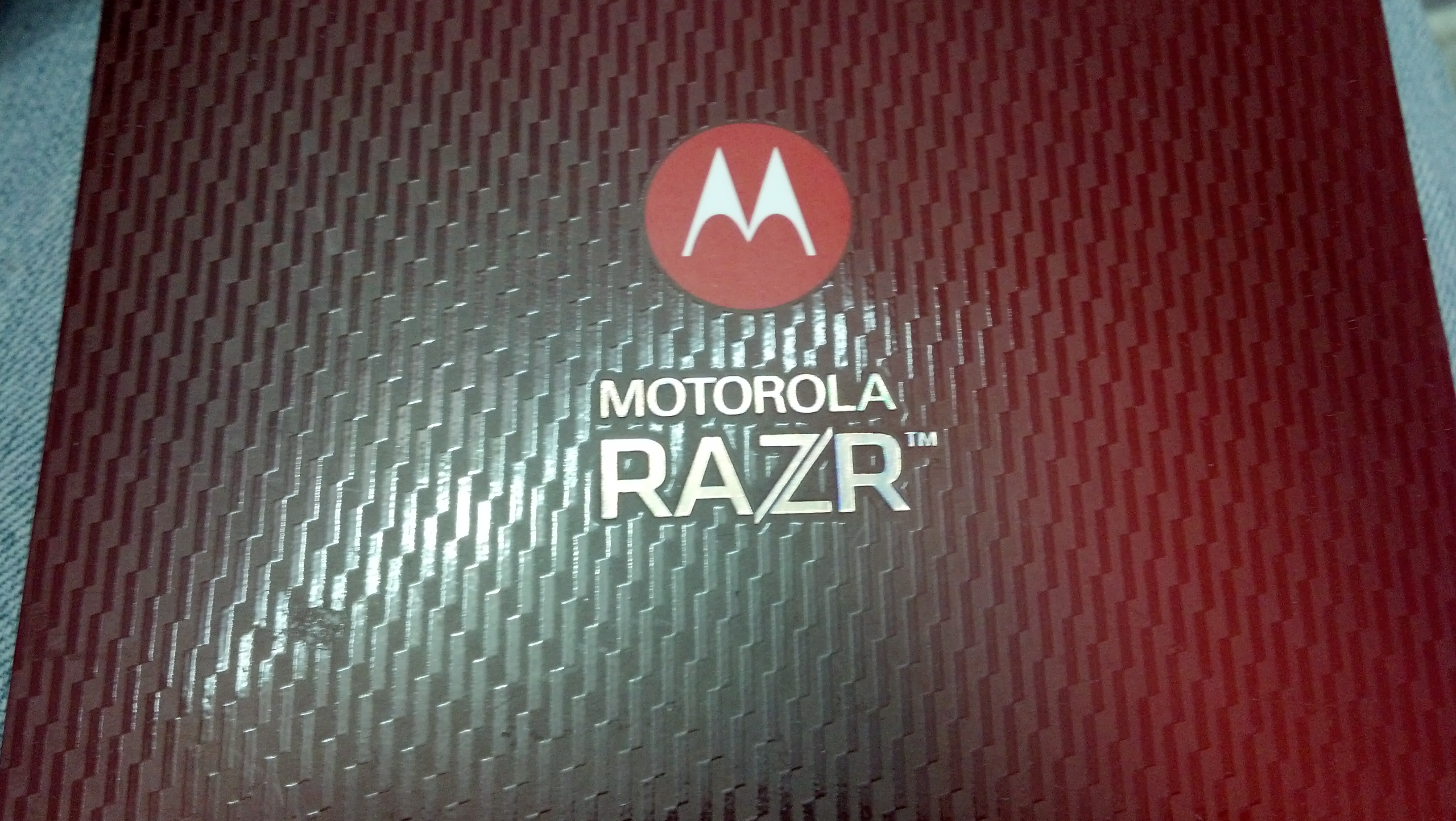 Motorola Droid Razr Camera Capture Sample