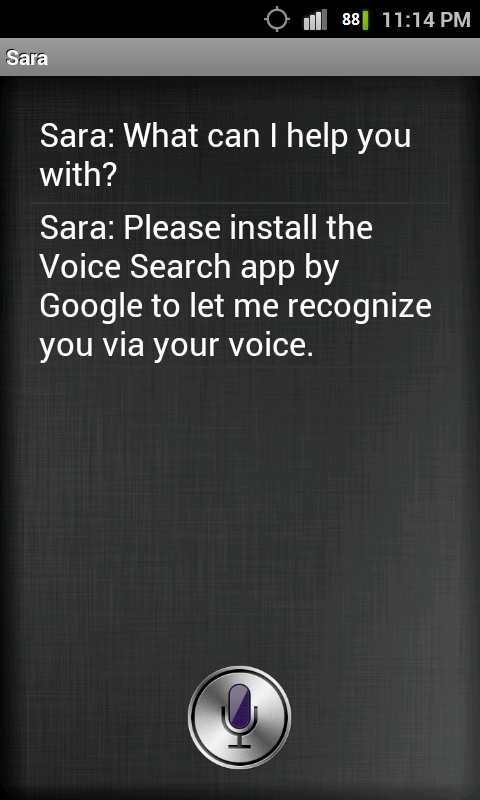 Siri assistant app free download