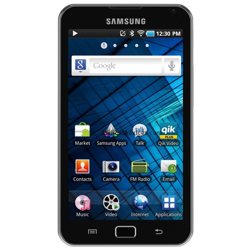 samsung galaxy s wifi 5.0 firmware update to android 2.3.6