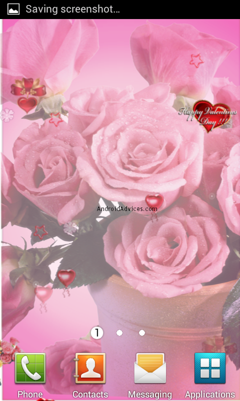 Schön Valentines Day Live Wallpaper Attroid Valentines Day Live Wallpaper Attroid  2
