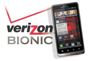 Verizon Driod Bionic