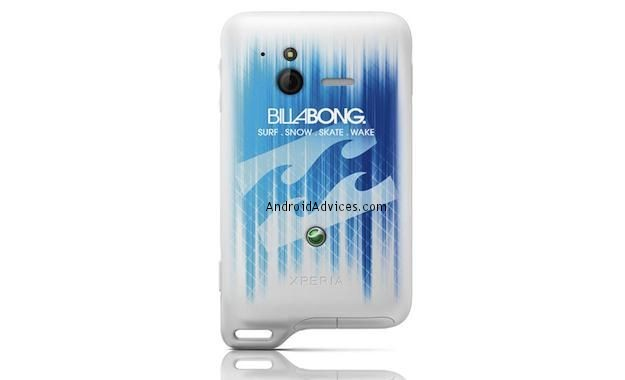 Xperia Active Billabong