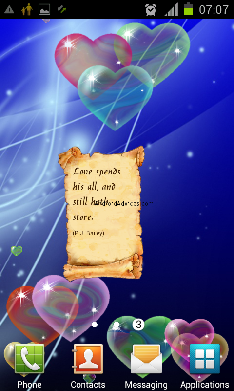 Best Valentine's Day Live Wallpapers for Android Mobile ...