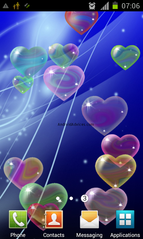 best valentines day live wallpapers for android mobile